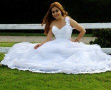 Arreglo de vestidos de novia en cali