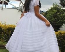 Precios de vestidos de primera comunion alquilados